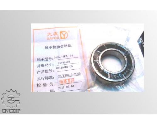 Подшипник 7005C-2RZ P4