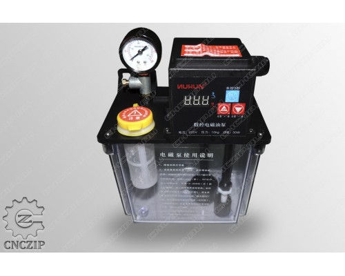 Автоматическая система централизованной смазки